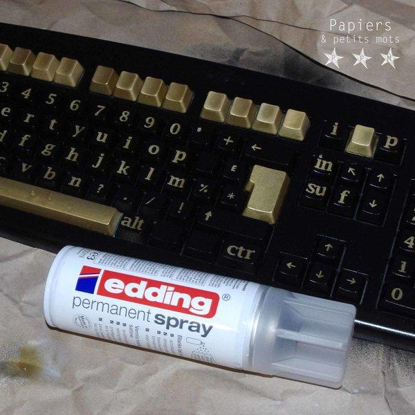 Un clavier rétro !- Résultat!