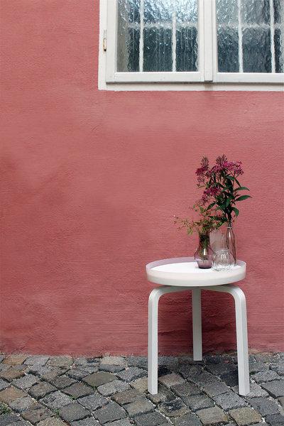 Transformer un tabouret en petite table- Admirer votre nouvelle table !