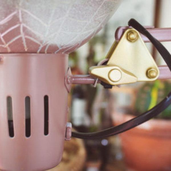 Transformes ta lampe de bureau en pot de fleurs !- TADAMM !