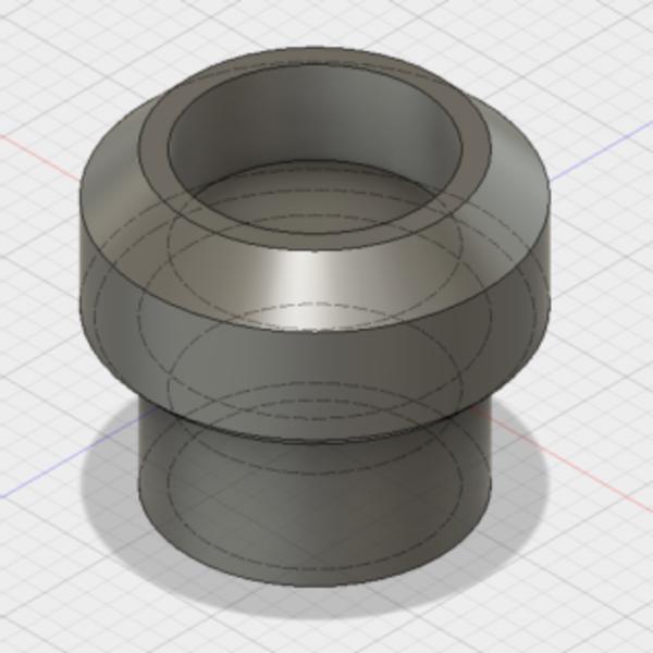 Anémomètre et girouette connectés- Conception 3D à l'aide d'Autodesk Fusion 360