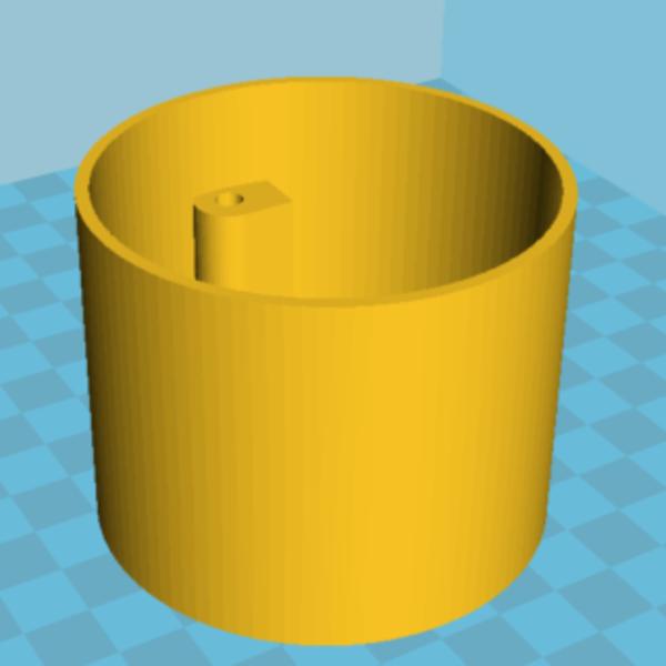 Anémomètre et girouette connectés- Fabrication des éléments par impression 3D