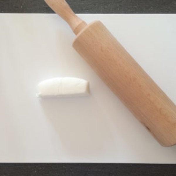 Décoration gâteau Reine des neiges anniversaire express- Réaliser et poser les 2 minis montagnes