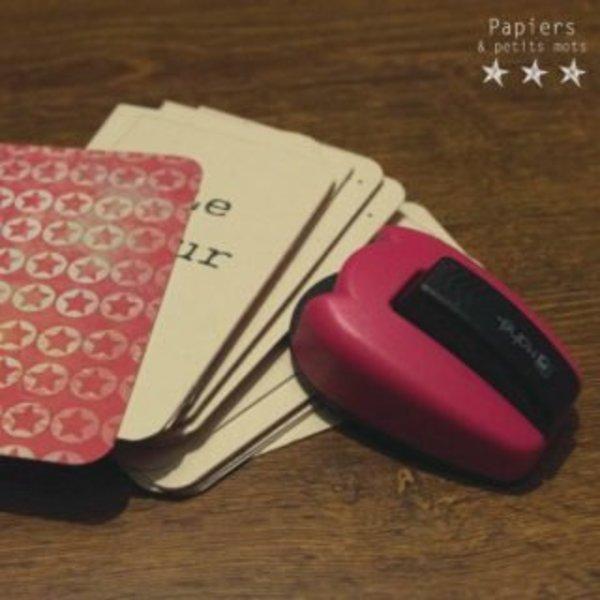 Un carnet de souvenirs pour papa- Décorer les cartes