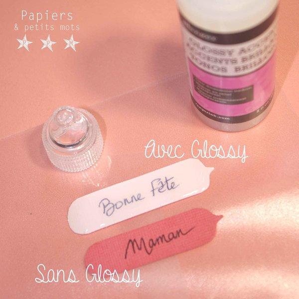 Un marque-page vitaminé flamant-rose!- Préparer les éléments de décoration