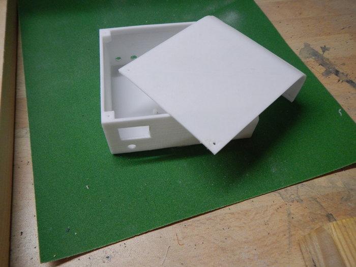 Relais Wi-fi avec ESP8266- Imprimer La Boite