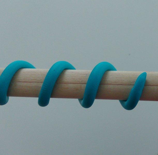 "Les pendentifs ""Spirales""- Modelage des spirales"