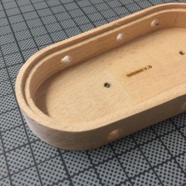 Monsieur Maker- Corps – Fraisage 2D CNC