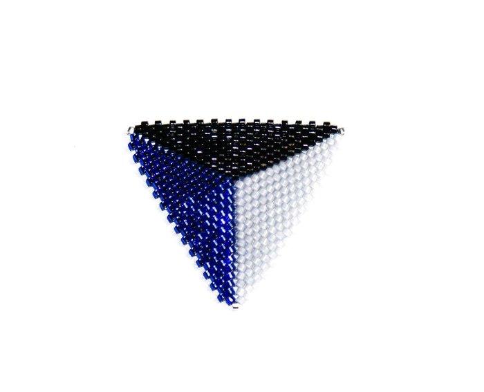 Pendentif géométrique- Dernier rang