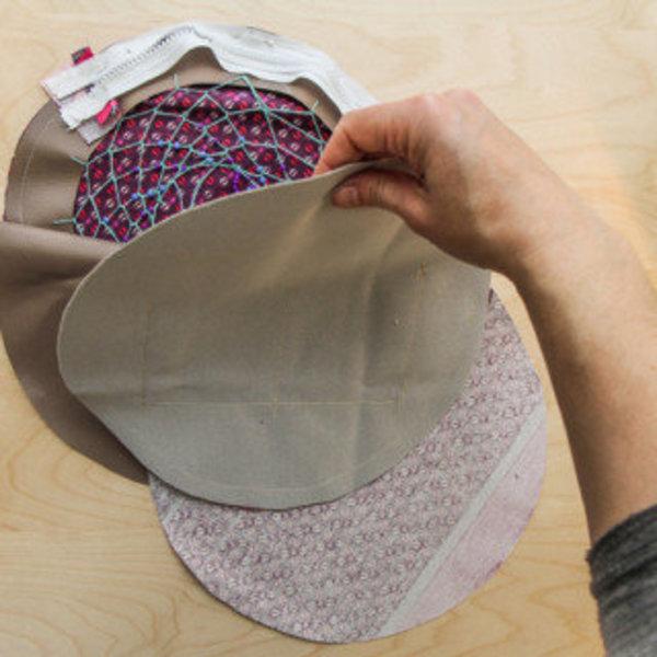 Sac Dreamcatcher- Assemblage du sac