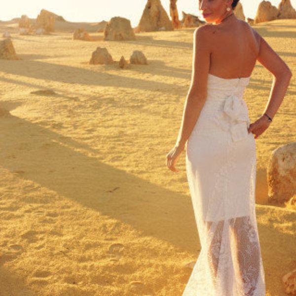 DIY robe de mariée- La jupe