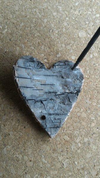 Déco LOVE- Percer le coeur