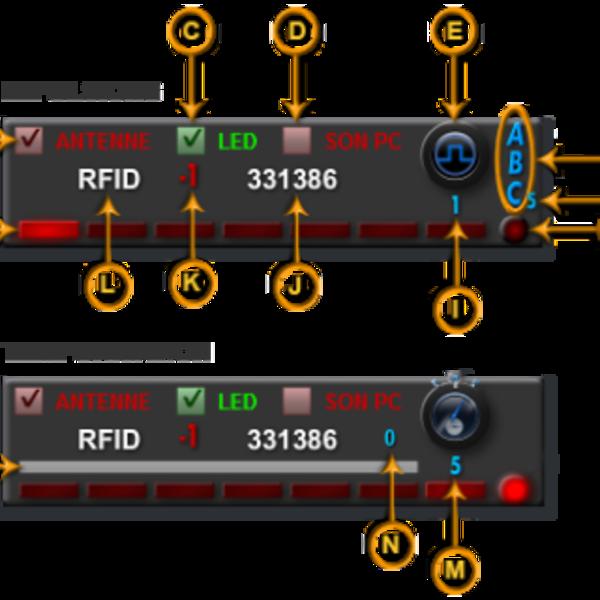 Monnayeur RFID (sans contact)- Pour aller plus loin …