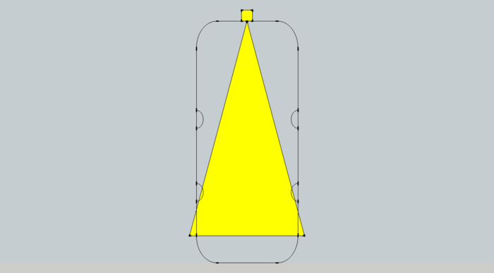 Une cuve de Fuel en mode connectée- Mesure de la distance