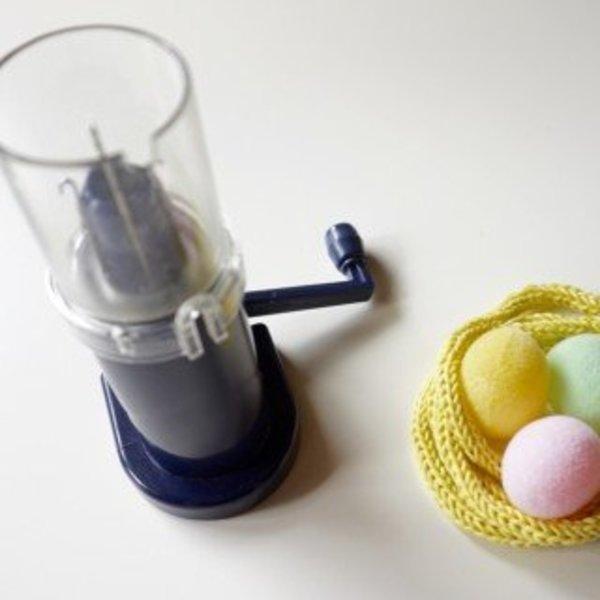 DIY : Lapin de Pâques en tricotin- Tricotinage ^^