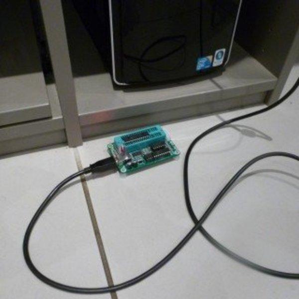 Robot éviteur d'obstacles- Programme du microcontrôleur PIC
