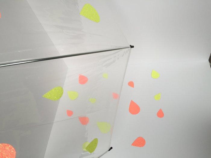 Parapluie anti-grisaille- Collage