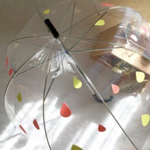 Parapluie anti-grisaille- Contemplez votre travail
