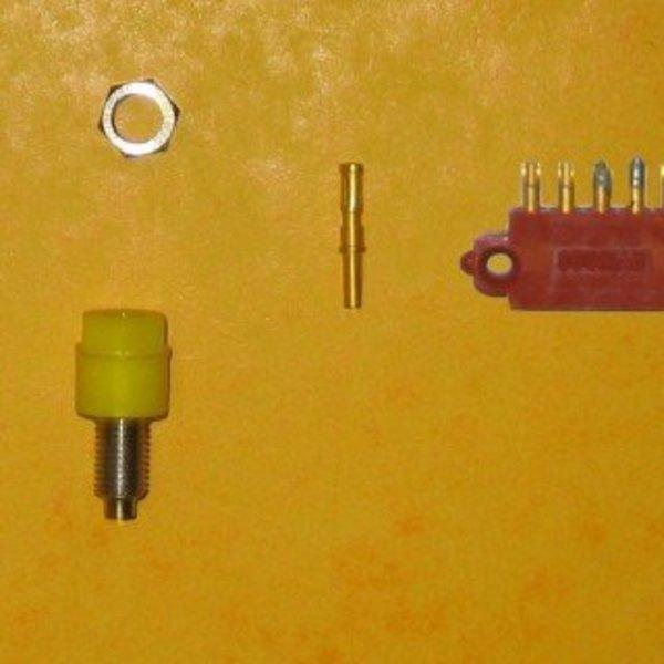 CASA : Centrale Automatique de Surveillance d'Aquarium- La carte pH et son capteur