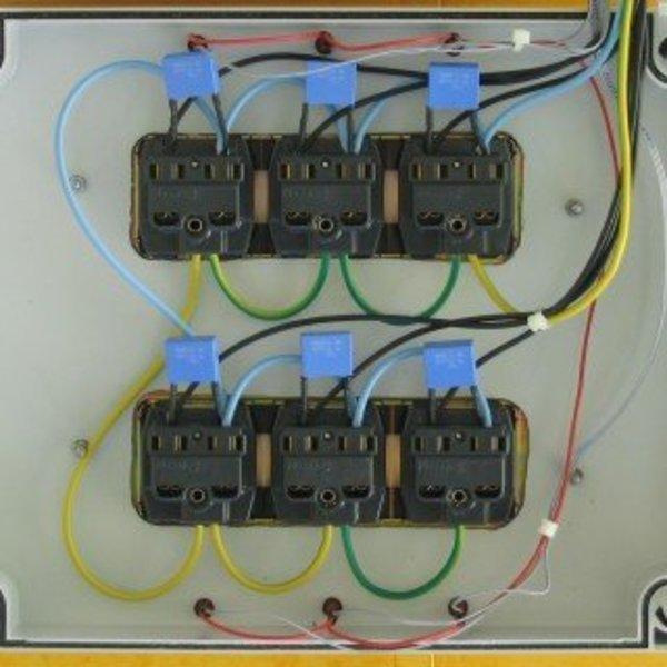 CASA : Centrale Automatique de Surveillance d'Aquarium- Réalisation du boitier