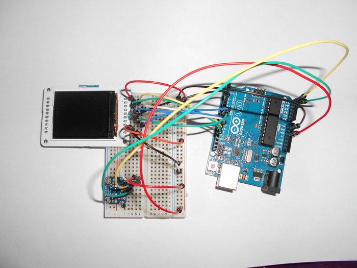 Mémo_duino: fini les notes sur le réfrigérateur et place à Mémo_duino.- Montage et prototypage.