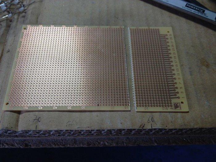 Arduino LED cube- Préparer le support