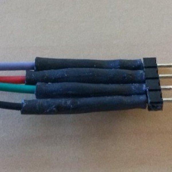 Ruban à leds RGB connecté- Le ruban