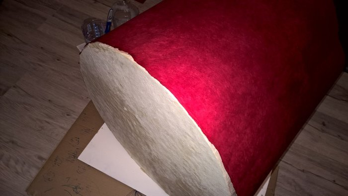 Que faire des cartons et autres emballages cadeaux- La finition au papier népalais