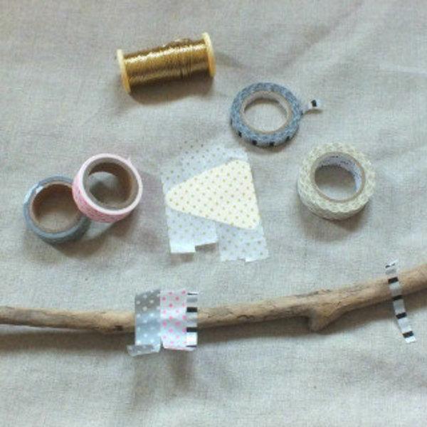 Le porte bijoux d'indiens en bois flotté- Déco