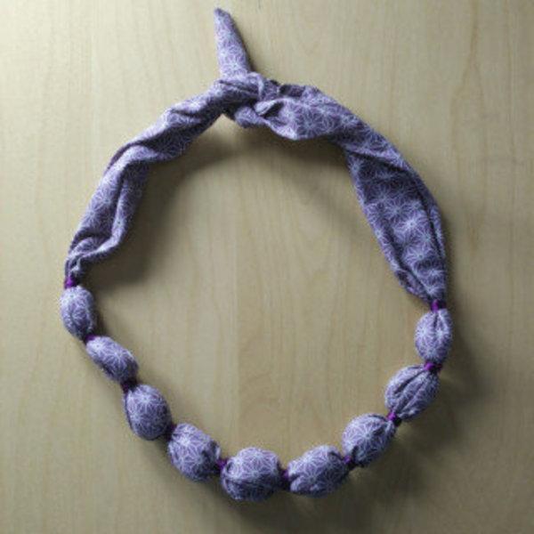 Un collier de cailloux- C'est fini !