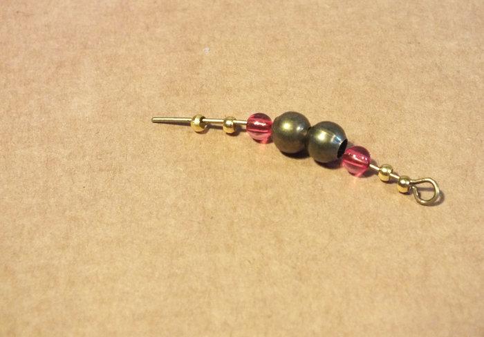 Un sautoir lumineux et coloré- 1er collier