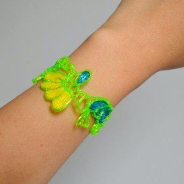 Créez vos bracelets avec un stylo 3D- Passez la à votre poignet