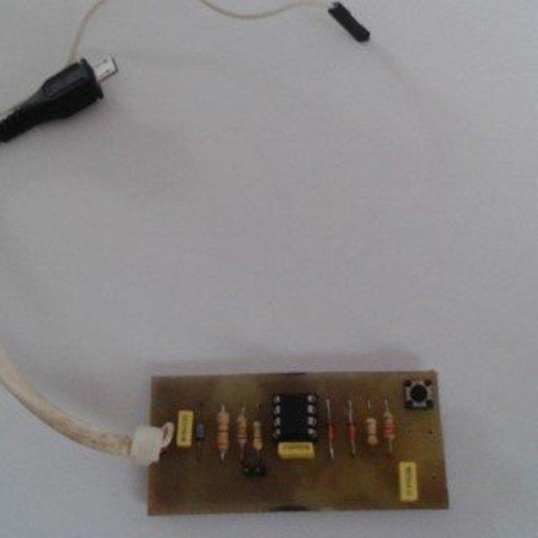 Controleur d'alimentation pour Raspberry pi.- Le controleur , schema électronique, circuit imprimé
