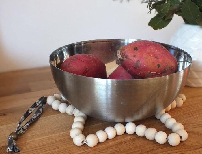 Un joli dessous de plat en perles…- Intégrer dans son quotidien !