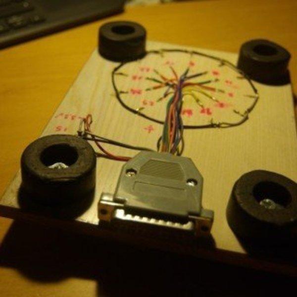 Un chenillard… circulaire !- …la version du parrain !