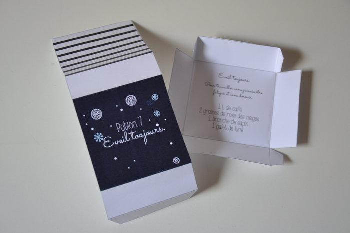 Le livre magique du père Noël- Les 24 petites boites
