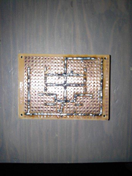 Module d'éclairage leds infrarouges pour Cam NoIR sur Raspberry Pi- Tous à vos fers à souder !!!