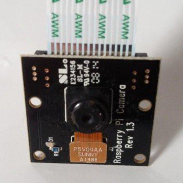 Pi Camera Spy- Assemblage définitif