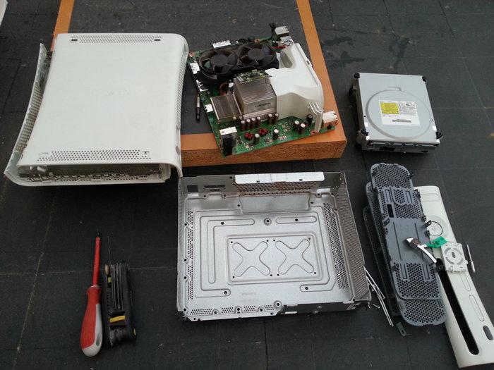 NASBOX314- Préparation du matériel.