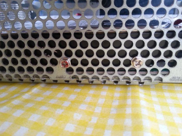 NASBOX314- Placer le materiel dans la carcasse