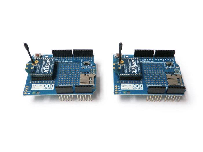 Le module Wifi Arduino- Connectez le Xbee