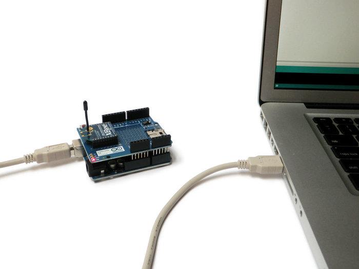 Le module Wifi Arduino- mettre en place le récepteur