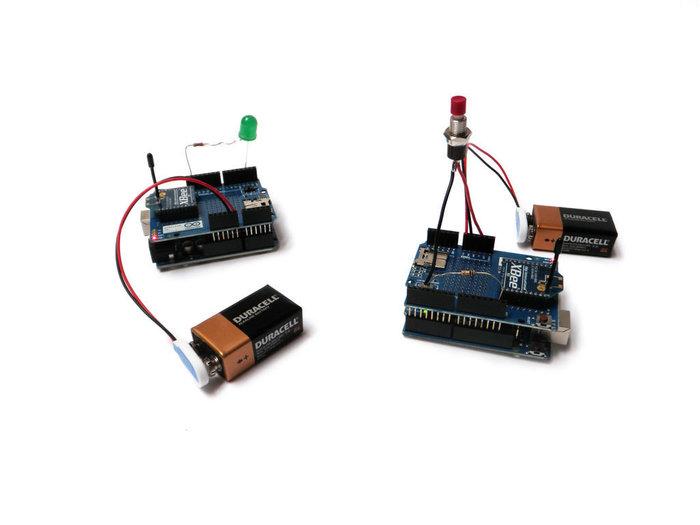 Le module Wifi Arduino- mettre en place le transmetteur