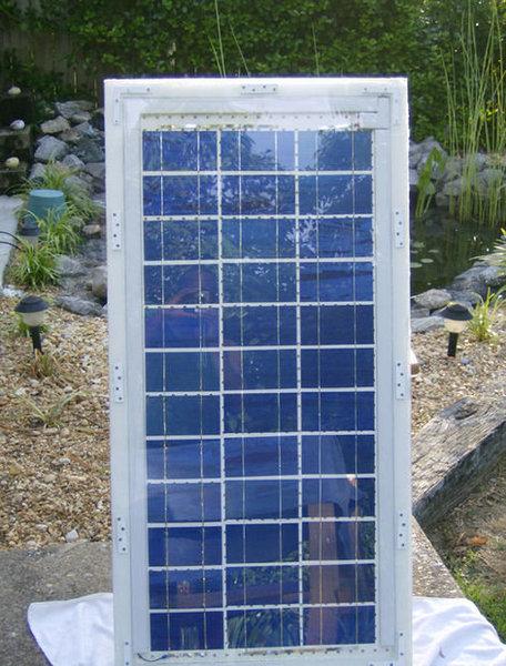 Comment fabriquer un panneau solaire-Étape 1