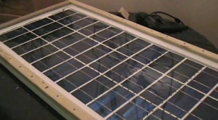 Comment fabriquer un panneau solaire-Étape 3