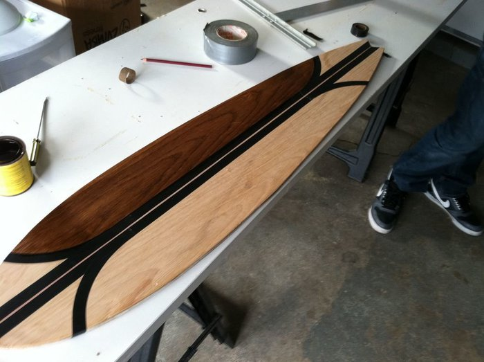 Fabriquer un longboard-Étape 6