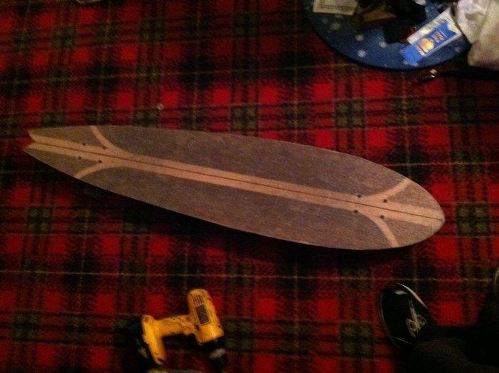 Fabriquer un longboard-Étape 8