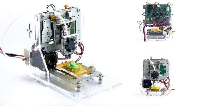 L'imprimante 3D pour 60€: EWaste-Étape 8