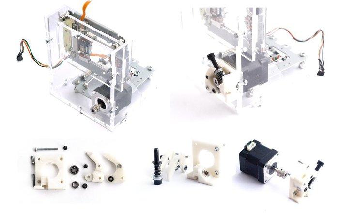 L'imprimante 3D pour 60€: EWaste-Étape 9