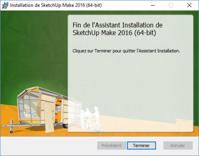 Ne jeter plus vos appareils, réparer les, en 3D-Installation de sketchup