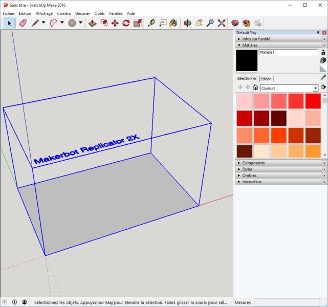 Ne jeter plus vos appareils, réparer les, en 3D-Ouvrir SketchUp